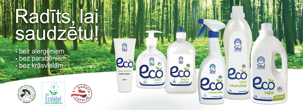 Eco Seal for nature